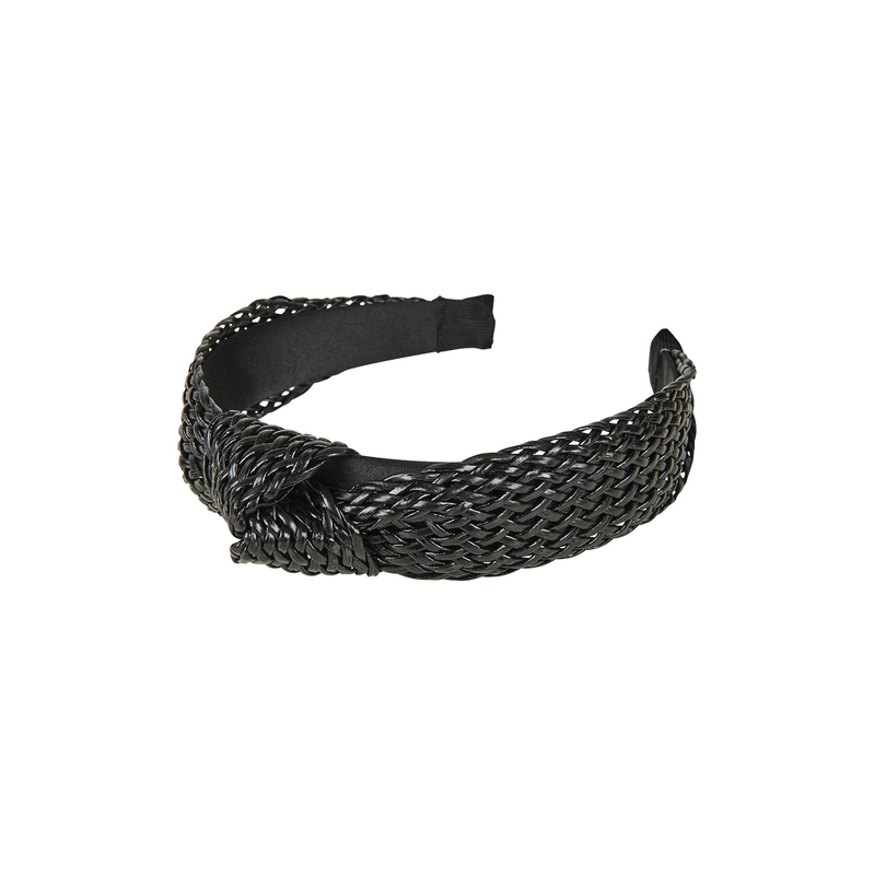 eb&ive Nature Headband in Black