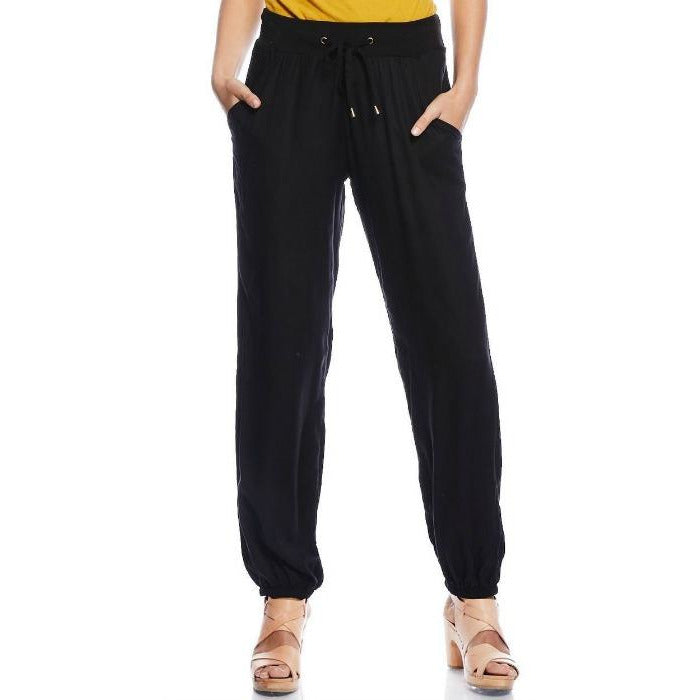 MahaShe Rani Trousers in Black