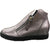 Hinako Biarritz Shoe Pewter/BLACK SOLE