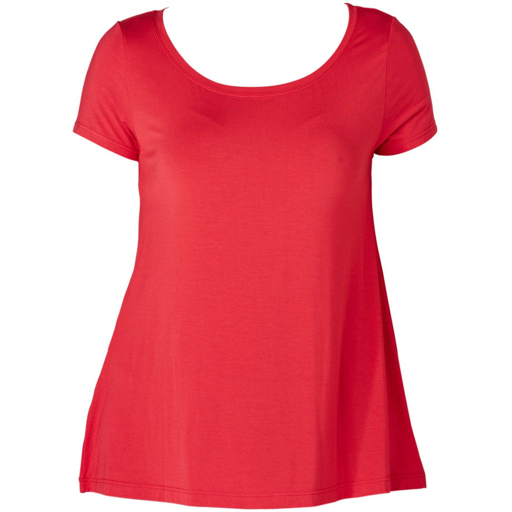 Tani Swing Tee Short Sleeve Top Plain Colours #79375