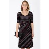 Maiocchi Trouble and Stripe Dress