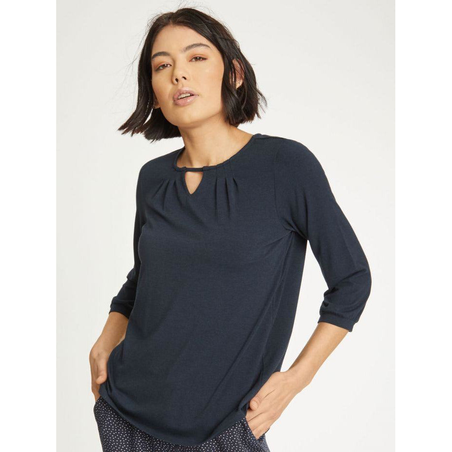 Thought Sigrun Top in Midnight Navy