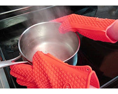 Silicone Grill Gloves 2 Pieces Set|矽膠烤架2隻手套套裝