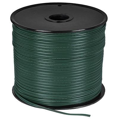 SPT 1 green wire zip spacer cord