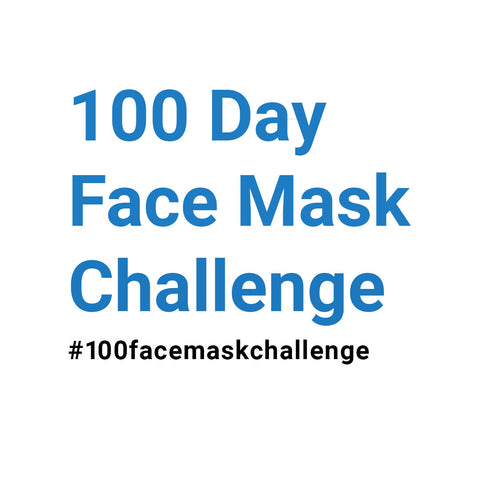 100 Day Face Mask Challenge