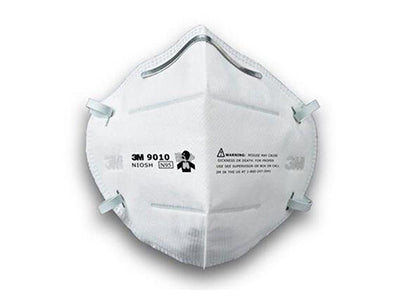 3M™ 9010 Particulate Respirator, N95 Face Mask