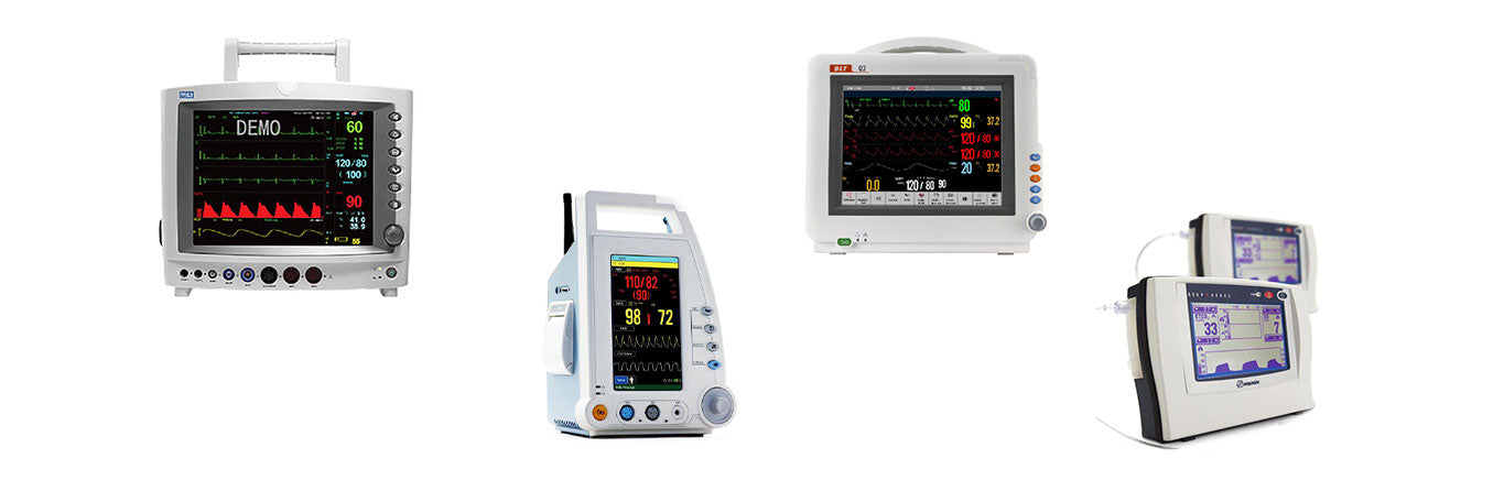Criticare Vital Signs Technologies Patient Monitor Repair Service