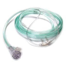 Westmed Dual Nasal Cannula CO2/O2