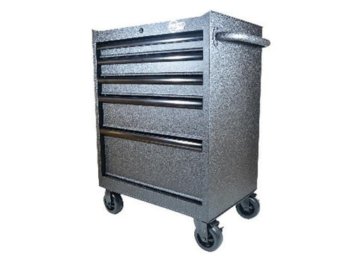 5 Drawer Crash Cart With Dividers