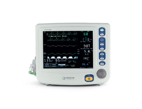 Criticare nGenuity 8100EP1 Series Patient Monitor