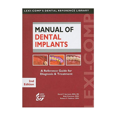 Manual of Dental Implants