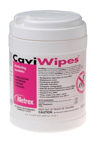 Caviwipes | METREX CAVIWIPES™ DISINFECTING TOWELETTES