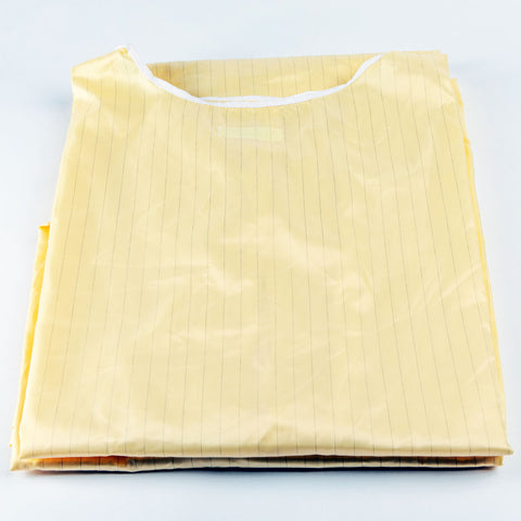 Reusable Isolation Gown Level 2 (10 Pack) Yellow