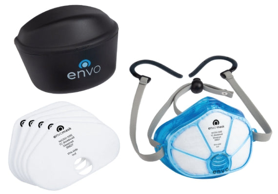 N95 Respirator Kit Reusable