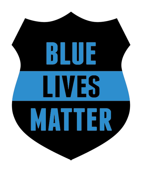 blue lives matter shield shaped police department car maltese cross vector art free fire department maltese cross vector