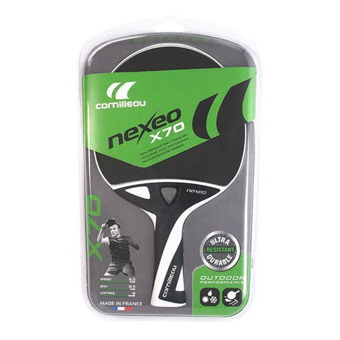Cornilleau Singapore - Nexeo X70 Water Proof Table Tennis Ping Pong Paddle