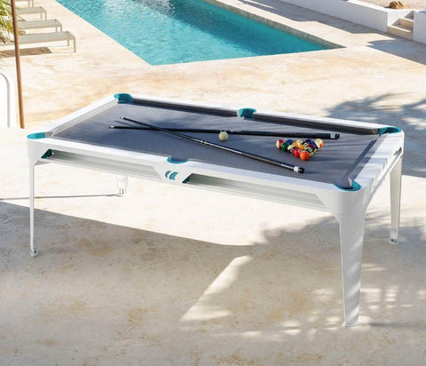 Cornilleau Singapore - Hyphen Outdoor Dining Pool Billiard Table