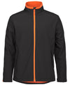 2 Tone Soft Shell Multi Colured Soft Flex Shell Jacket for Corporate or Trade Uniforms