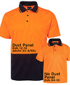 Classic Adults & Kids HI VIS Polo Shirts up to 9XL ! - Including your logo or design front & back Personalised Custom Uniform Teamwear Gift- Parkway Designs