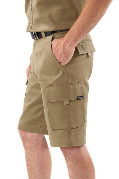 Mens Heavy Drill Workwear Tradie Shorts - Including your Logo Printed! Personalised Custom Uniform Teamwear Gift- Parkway Designs