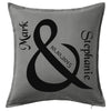 Ampersand Love Cushion Personalised Custom Uniform Teamwear Gift- Parkway Designs