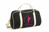 Custom Printed Dance or Personal Trainers Bag / Overnight Bag / Shoulder Bag / Gym Bag Personalised Custom Uniform Teamwear Gift- Parkway Designs