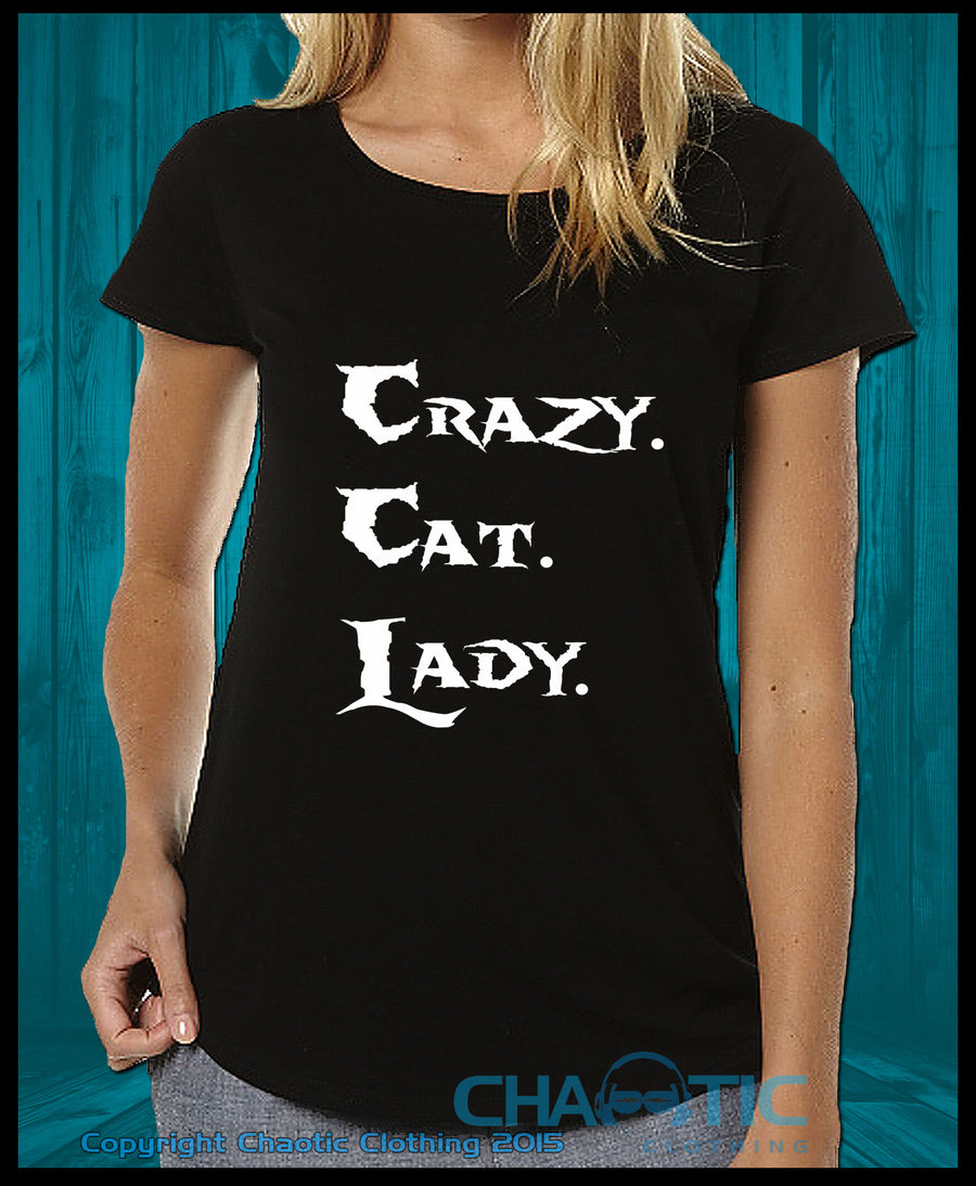 87bf28b56 Crazy Cat Lady - Anti Valentines Day - Tshirt Singlet or Muscle Tank - WITH  FREE