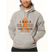 Personalised Cancer Colour Fundraising Hoodie Personalised Custom Uniform Teamwear Gift- Parkway Designs