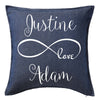 Infinity Love Cushion