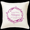 Little Miss Allegra Personalised Custom Uniform Teamwear Gift- Parkway Designs