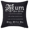 Mum Fancy Script - Create your own definition Personalised Custom Uniform Teamwear Gift- Parkway Designs