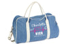 Personalised BABY Duffle Hospital Overnight Bag Personalised Custom Uniform Teamwear Gift- Parkway Designs