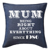 Mum - Right About Everything Personalised Custom Uniform Teamwear Gift- Parkway Designs