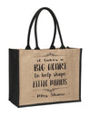 Teachers Gift Custom Printed Tote Bag