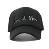 Trucker Hat with Embroidered Logo Personalised Custom Uniform Teamwear Gift- Parkway Designs