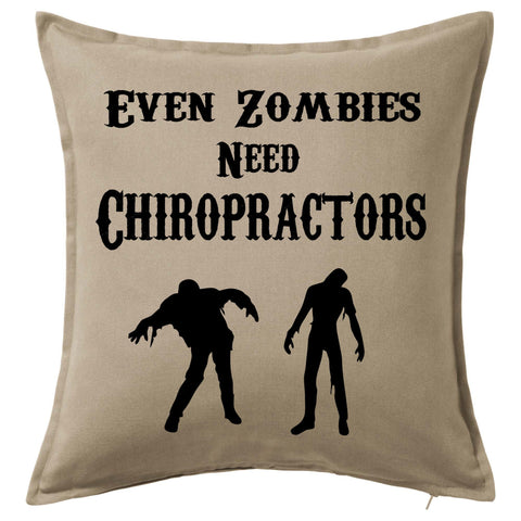 cac4174760d Even Zombies need Chiropractors Personalised Custom Uniform Teamwear Gift- Parkway  Designs