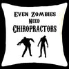 Even Zombies need Chiropractors Personalised Custom Uniform Teamwear Gift- Parkway Designs