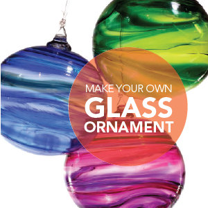 Make a Glass Ornament!