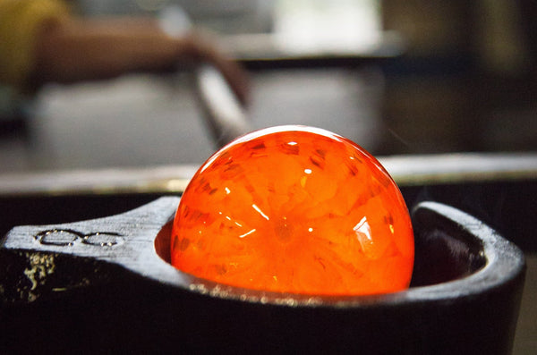 Introduction to Glassblowing <br> 6-Week Class <br> Sept. 11 - Oct. 16, 2019