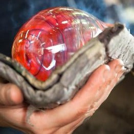 Beginner Glassblowing: <br> Next Steps <br> Weekend Workshop <br> Nov 28-29, 2020