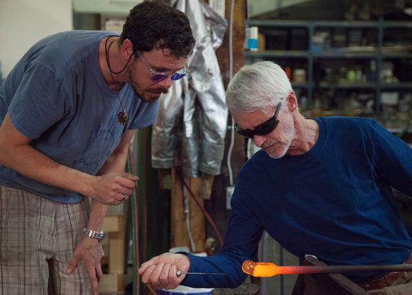 Introduction to Glassblowing <br> Weekend Workshop <br> July 6 - July 7, 2019