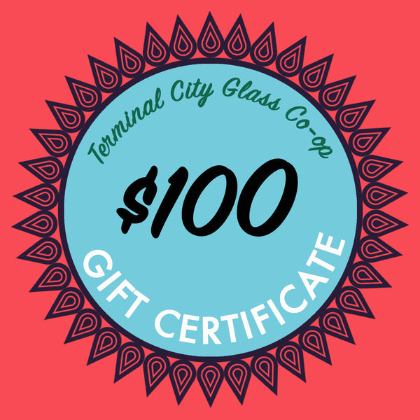 TCGC Gift Certificate - $100