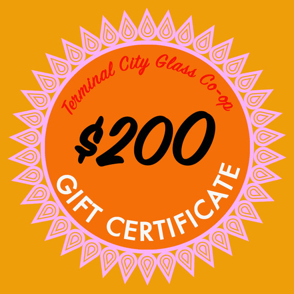 TCGC Gift Certificate - $200