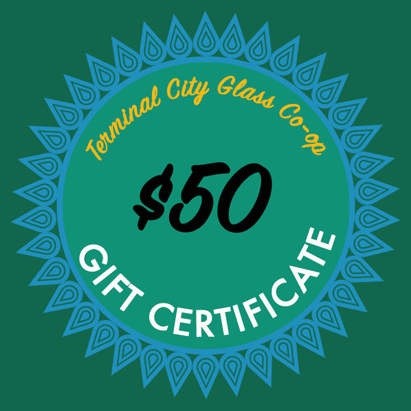 TCGC Gift Certificate - $50