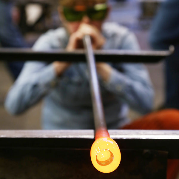 Introduction to Glassblowing <br> 6-Week Class <br> *on hold*