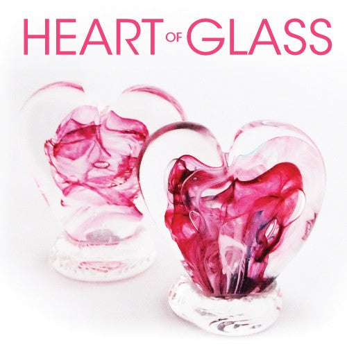 Make a Glass Heart </br>February 8, 2020