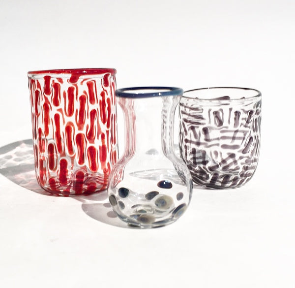 Boro Vessels on the Torch <br> 4 Week Class <br> Nov. 21 - Dec. 12, 2019
