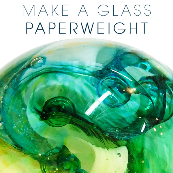 Make a Glass Paperweight </br>Sunday April 19, 2020