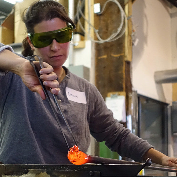 Intro to Glassblowing <br> Weekend Workshop <br> May 13-14, 2017