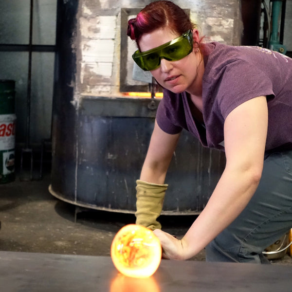 Glassblowing 1 - Part 1<br> 6 Week Class<br> March 2 - April 6, 2017